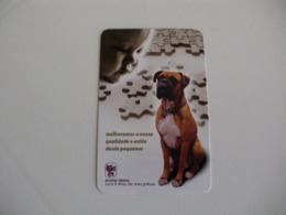 Dog Chien Cão Arcanjo Ribeiro Porto Portugal Portuguese Pocket Calendar 2002 - Kalenders