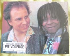 8 Photos Du Film Pie Voleuse (1987) - Whoopi Goldberg - Albums & Collections
