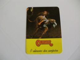Dog Chien Cão Canter Portugal Portuguese Pocket Calendar 1990 - Klein Formaat: 1981-90