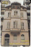 TURKEY - Sisli Museum/Istanbul(30 Units), Exp.date 10/06, Used - Turchia