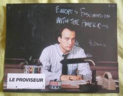 12 Photos Du Film Le Proviseur (1987) - Albums & Collections