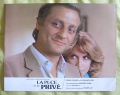 10 Photos Du Film La Puce Et Le Privé (1981) - Albums & Collections