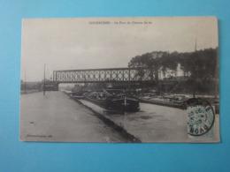 Courrieres-Le Pont Du Chemin De Fer - Frankrijk
