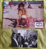12 Photos Du Film Poule Et Frites (1987) - Albums & Collections