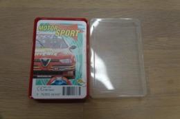 Speelkaarten - Kwartet, - Motorsport, Quartet Nr : 8042/71730, Hemma, *** - - Speelkaarten