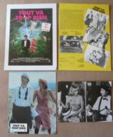 8 Photos Du Film Tout Va Trop Bien (1986) - Albums & Collections
