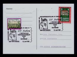 AUSTRICHE Hirtenberg Bier Beer Boissons Drinks 1992 Bières Postal Document Gc4426 - Biere