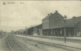 Gosselies Station - Belgio