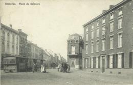 Gosselies Place Du Calvaire - Belgio
