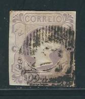 PORTUGAL  N° 4 Obl. TTB - 1853 : D.Maria