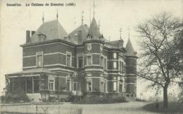 Gosselies Le Château De Crawhez (côté) - Belgio