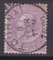 N° 52 TOURNAI - 1884-1891 Léopold II
