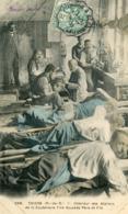 63   THIERS INTERIEUR DES ATELIERS DE LA COUTELLERIE FINE SAUZEDE - Thiers