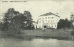 Gosselies Château Drion Vu Du Parc - Belgio