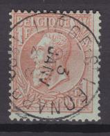 N° 51  LIEGE SAINT LEONARD - 1884-1891 Leopold II.