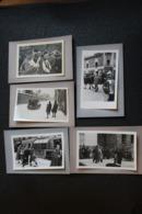 Limoges 87000 Huit Photos Familiales Fêtes 232CP03 - Places
