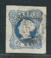 PORTUGAL  N° 2 Obl. - 1853 : D.Maria