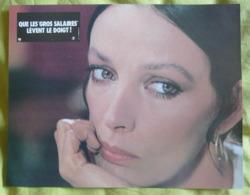 """12 Photos Du Film Que Les """"gros Salaires"""" Lèvent Le Doigt ! (1982) – Marie Laforêt - Albums & Collections"""