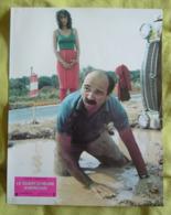 12 Photos Du Film Le Quart D'heure Américain (1982) - Albums & Collections