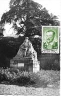 1166 - JOACHIM DU BELLAY - 1er Jour LIRE (Maine Et Loire) Au 07-06-1958 - Cartas Máxima