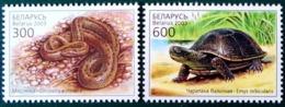 Bielorrusia 445/446 ** MNH. 2003 - Bielorrusia