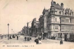 Malo Les Bains NG 117 Digue Poste De Police - Malo Les Bains