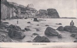 SCILLA (1909) - Italy