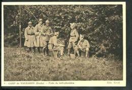 25  VALDAHON   …. Poste De Radio Phonistes - Unclassified