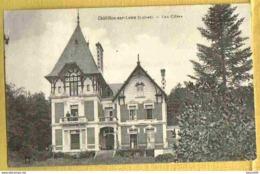 1928 CHATILLON Sur LOIRE - Vue Peu Courante Sous Cet Angle Sur Les CÔTES - Chatillon Sur Loire