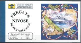 """Nle-Caledonie Carnet YT C668 """" La Frégate De Surveillance """" 1994 Luxe - Booklets"""