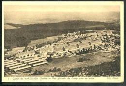 25  VALDAHON    ….vue Generale Du Camp Prise En Avion - Francia