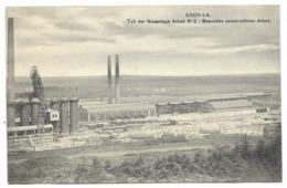 ESCH A. A.-Nouvelle Construction ARBED N°2...1919 - Esch-Alzette