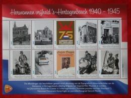 Sheet Herwonnen Vrijheid 2019 POSTFRIS MNH ** NEDERLAND NIEDERLANDE NETHERLANDS - Unused Stamps