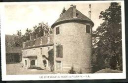 25  SCEY  En  VARAIS ....le  Chateau - Francia