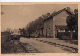 Cherves-de-cognac-la Gare-très Bon état - France