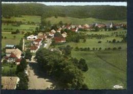 25  SANCEY Le LONG     .....Vue Aerienne Du Village . - Francia