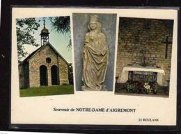 25  ROULAND    Carte Souvenir De NOTRE DAME D  AIGREMONT  Pelerinage Le Dimanche Qui Suit Le 15 Aout - Francia