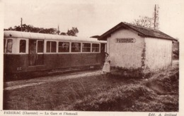 Passirac-la Gare-très Bon état - France