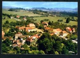 25  ROUGEMONT ... Vue Aerienne Du Village, Cubrial ... - Francia