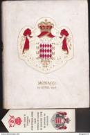 Au Plus Rapide Monaco Dans Sa Splendeur 19 Avril 1956 Préfaces De G Duhamel Genevoix Maurois, Troyat Giono Green - Boeken, Tijdschriften, Stripverhalen