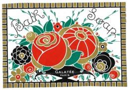 Grande Etiquette De SAVON - Bath, Soap - GALATEE, Paris - Beauty Products