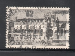 US ARMY POSTAL SERVICE N° 62 - 11 SEP 1945 SUR YT 611 CHENONCEAUX - 1921-1960: Periodo Moderno