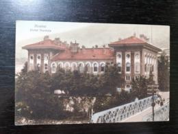 MOSTAR BOSNIA - HOTEL NARENTA - NOT TRAVELLED - Bosnia And Herzegovina