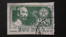 Vietnam North - 1951 - Mi:VN 5B, Sn:VN 2, Yt:VN-N 63 O - Look Scan - Vietnam