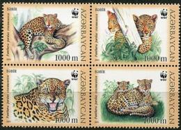 Azerbaiyan 507/510 ** MNH. 2005 - Azerbaïjan