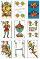 BARAJA ESPAÑOLA OFICIAL F.C. BARCELONA. PLAYING CARDS DECK.  Nº 32 H. FOURNIER.                                  Nº 2171 - Barajas De Naipe
