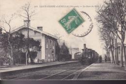 GIRONDE – Saint-Pierre D'Aurillac – La Gare Du Midi - France