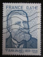 France - Jean Jaurès - 2014 - YT 4869 - (voir Photo) - France