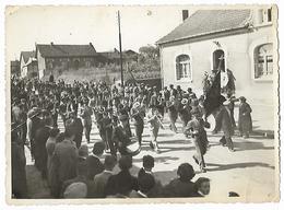 """Vaulx Vraucourt """" Fanfare 1957 """" - Autres Communes"""
