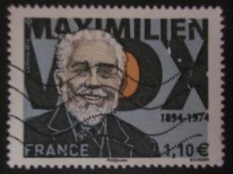 France - Maximilien Vox - 2014 - YT 4906 - France